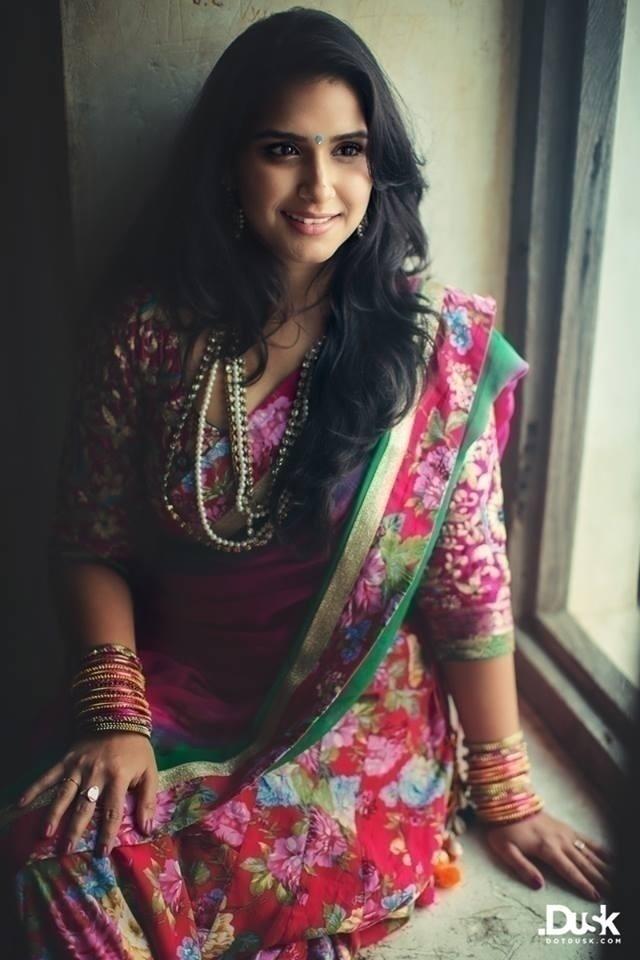 Convert the dupatta into a saree