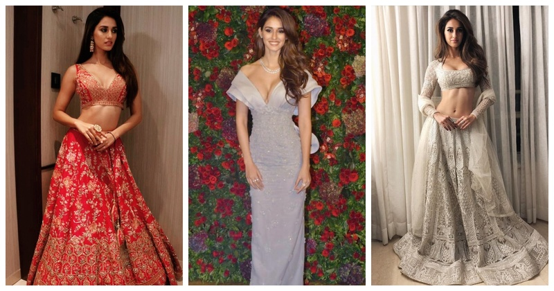 Disha Patani's Outfits are Giving us Major Bridesmaids Goals!