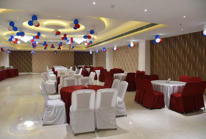 Hotel Red Velvet Zirakpur Chandigarh - Banquet Hall