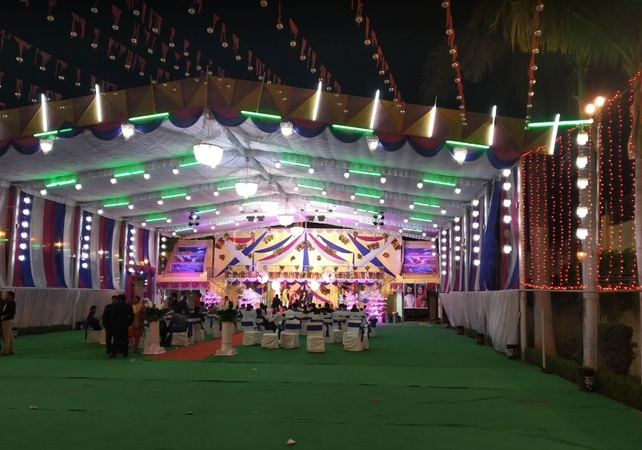 Maa Patel Marriage Garden Morar Cantt Gwalior - Wedding Lawn