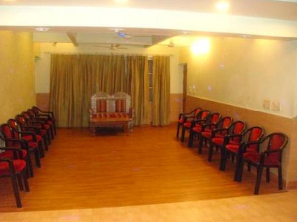 Hotel Saubhagyam Residency Gomti Nagar Lucknow - Banquet Hall