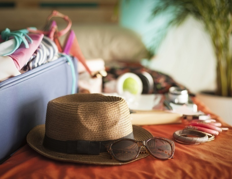 Pack Up for your Honeymoon Early
