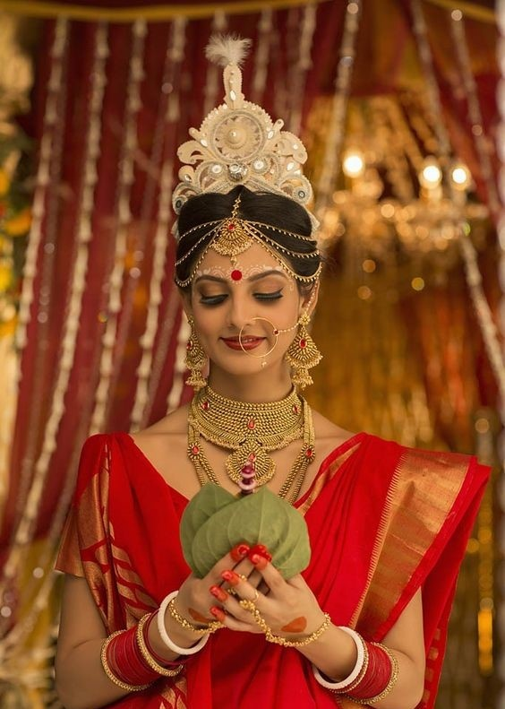 Bengali Brides That Stole Our Hearts With Their Stunning Wedding