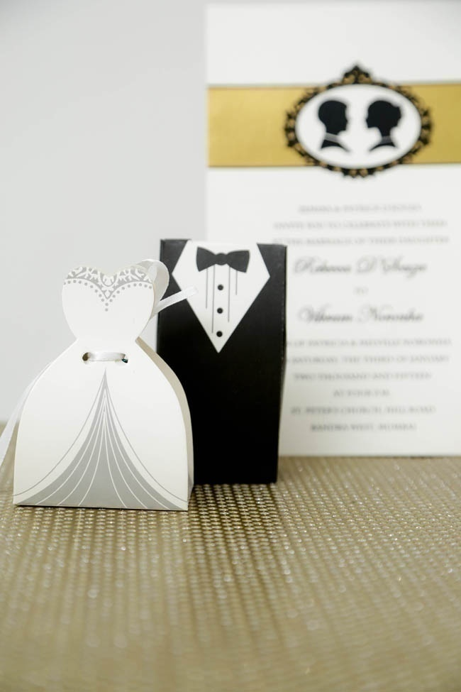 3D Wedding Invitations