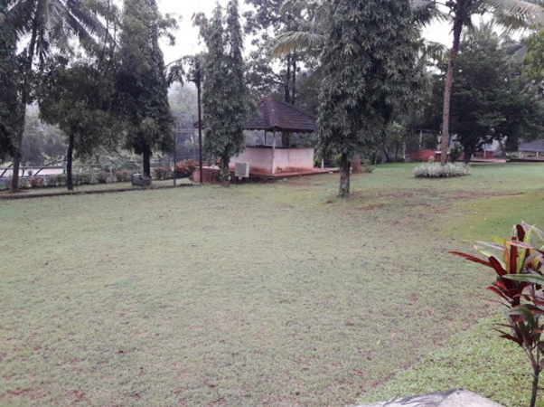 Farmagudi Residency Ponda Goa - Wedding Lawn