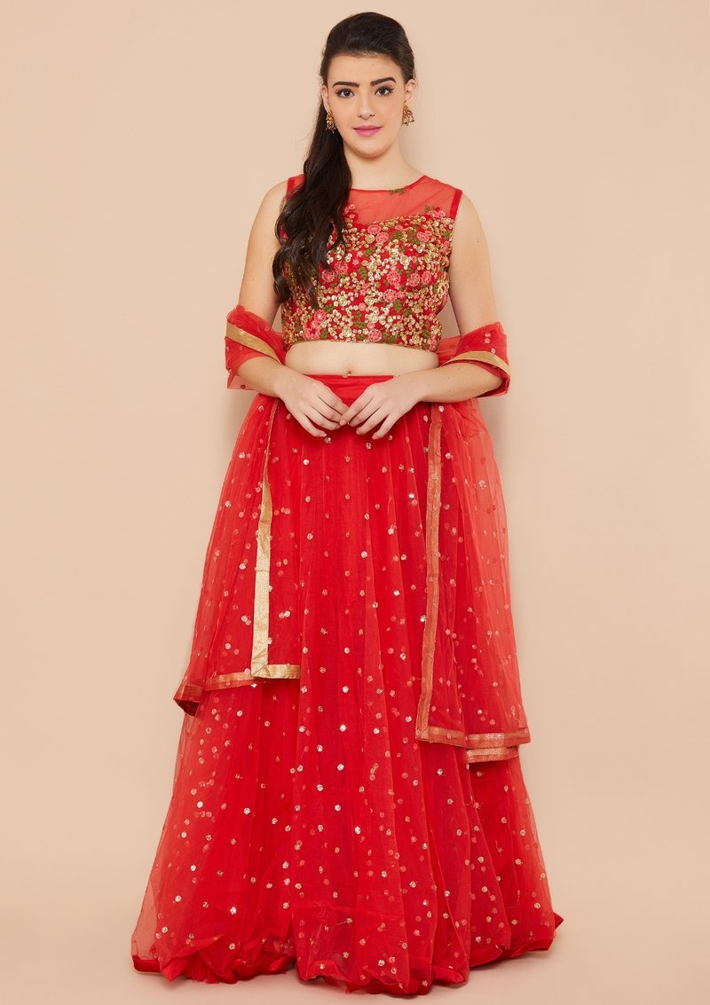Best Lehenga Shops In Chickpet Bangalore That Every