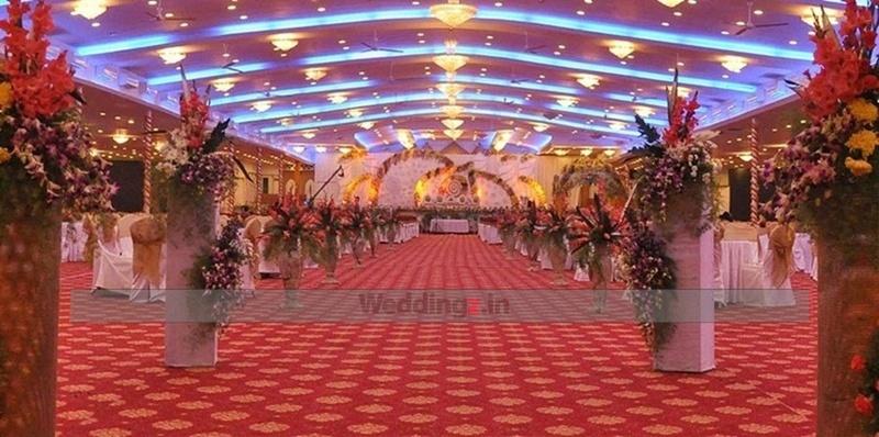 The Grand Castle, Palace Ground, Bangalore
