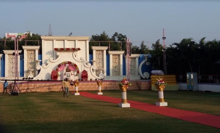 Yashoda Garden Wakad Pune - Banquet Hall