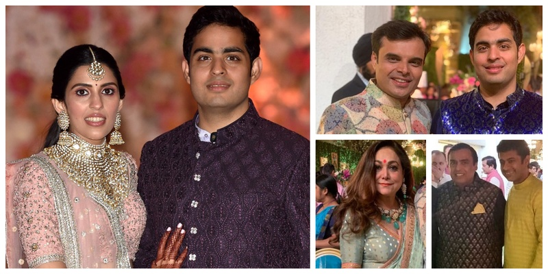 All that happened at Akash Ambani and Shloka Mehta's musical night and how their wedding invite looks like!