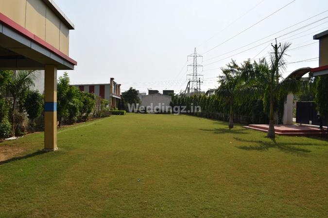 New Ganpati Garden Gopalpura Bypass Jaipur - Banquet Hall
