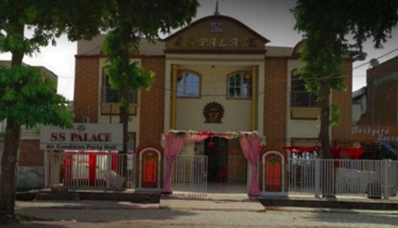S.S Palace Kidwai Nagar Kanpur - Banquet Hall