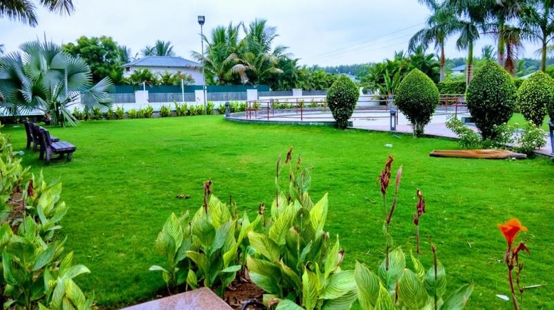 Silver Amberland Kamrej Surat - Wedding Lawn