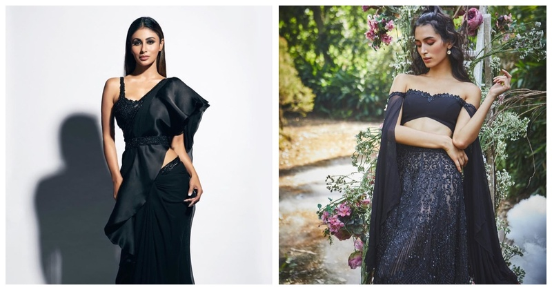 5 Beautiful Black Outfits for the Millennial Bridesmaids