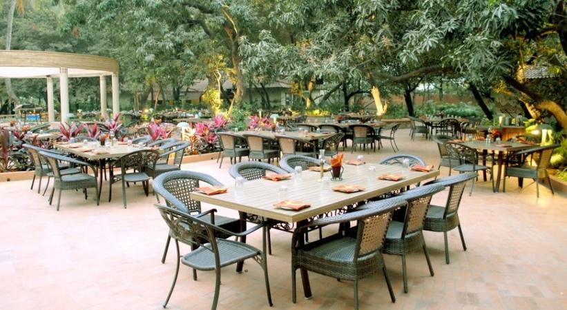Sai Palace Hotel and Gardens Mira Road Mumbai - Wedding Lawn