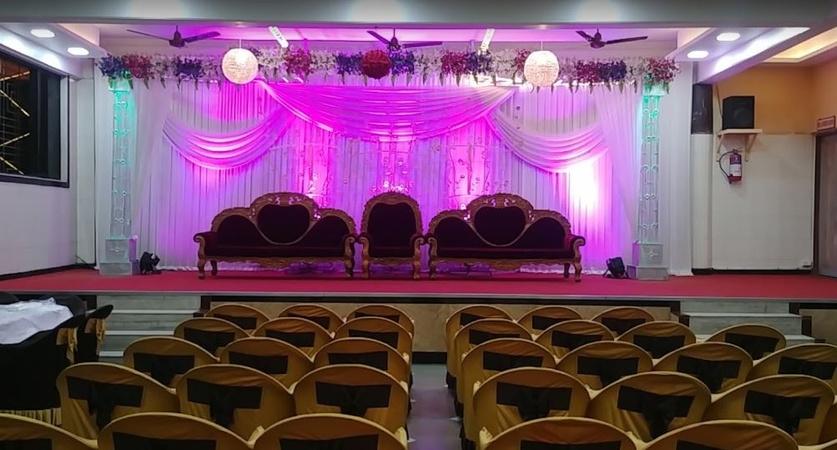 Zam Zam Hall Thane West Mumbai - Banquet Hall