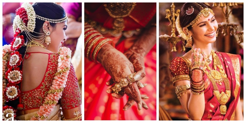 Traditional Bridal Jewellery Guide Of South Indian Weddings Blog