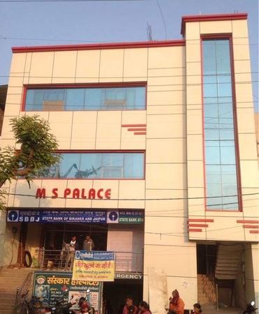 M S Palace Sikandra Agra - Banquet Hall