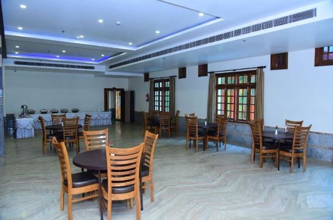 Dichang Resort Tepesia Guwahati - Banquet Hall