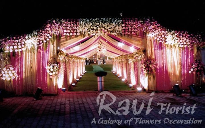 Ravi Flower Decorator | Chandigarh | Decorators