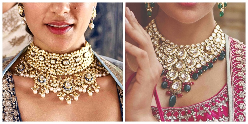 Reasons why you must get your bridal jewellery on rent and where to get them from!