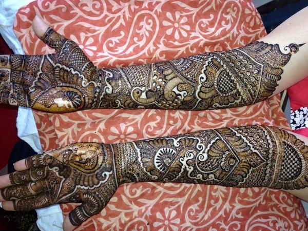 Ravi Mehendi Arts | Mumbai | Mehendi Artists