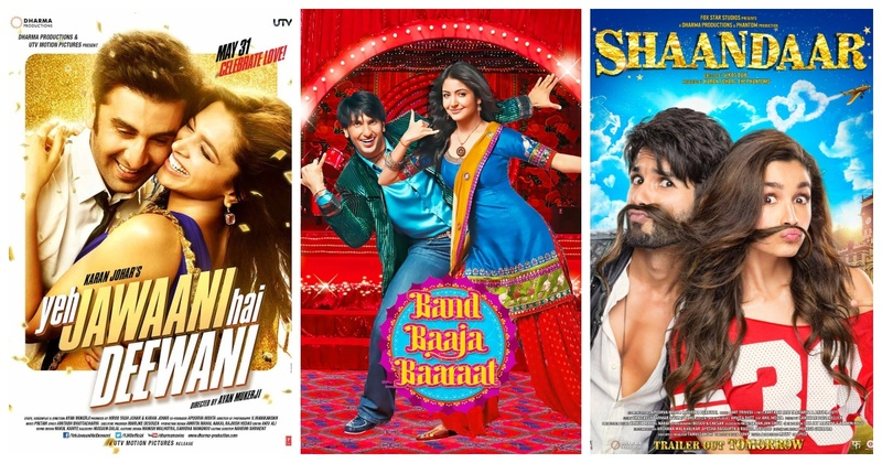 9 Movies to Watch This Wedding Season