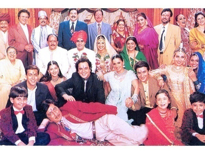 My groom's family is as huge as the cast of Hum Saath Saath Hain, but they aren't paying for most of the wedding cost, my parents are – How do we split the guest list?
