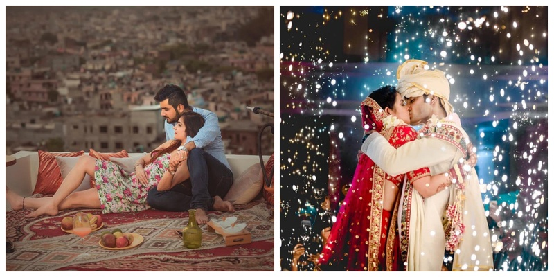 30+ Wedding poses and pre-wedding photography poses to check out before facing the camera on your big day!