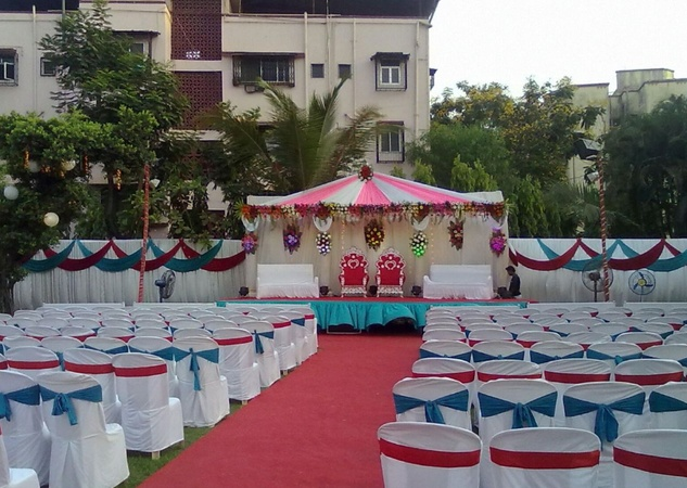Shree Siddhivinayak Lawn Bhayander East Mumbai - Wedding Lawn