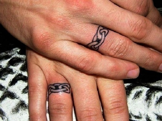 Couple Tattoos For The Much In Love Soulmates It S Not As Difficult