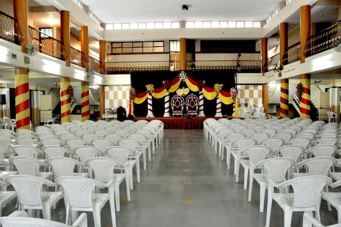 Pushpak Mangal Karyalaya Sinhagad Road Pune - Banquet Hall