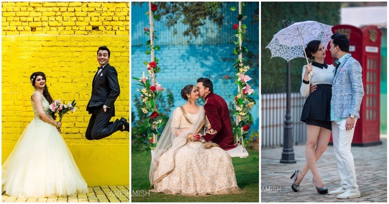 This Couple's Adorable Pre-Wedding Photoshoot With 6 Different Themes Gives Us Major #RelationshipGoals!