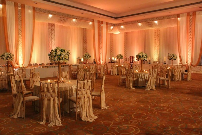 Palms Resort Zirakpur Chandigarh - Banquet Hall