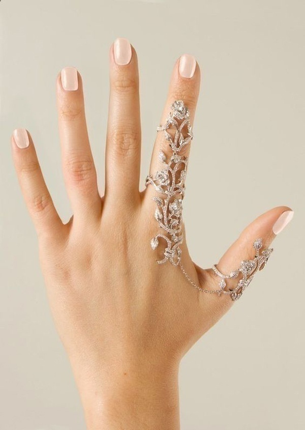 Two Is Better Than One - Double Finger Rings