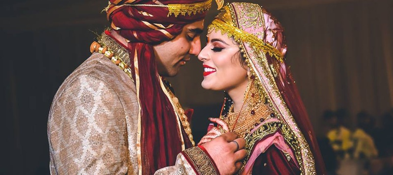 Pawan & Veni Delhi : This Kashmiri wedding is cute beyond definition!