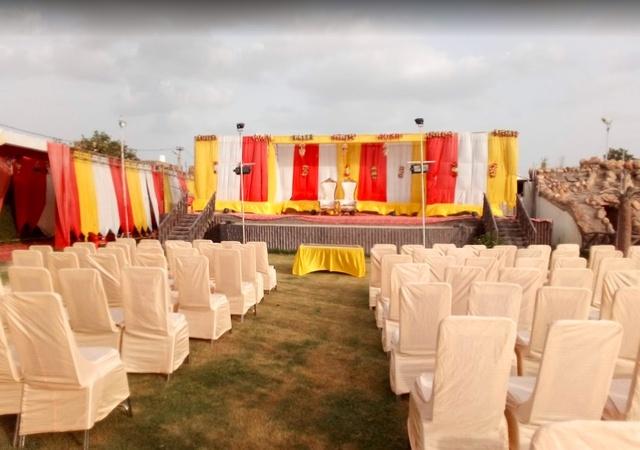 Meera Vatika Soorsagar Jodhpur - Banquet Hall