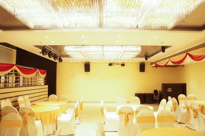 Hotel Mandarin Zirakpur Chandigarh - Banquet Hall