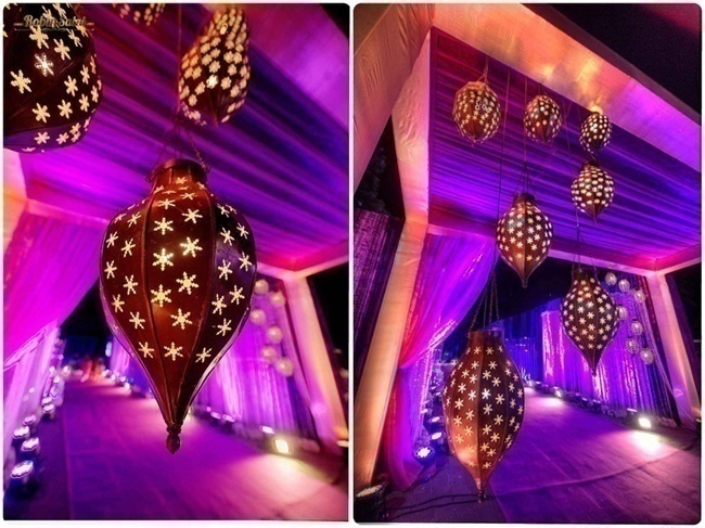 Lamps - Wedding Lighting Taken To a Whole New Magical Level