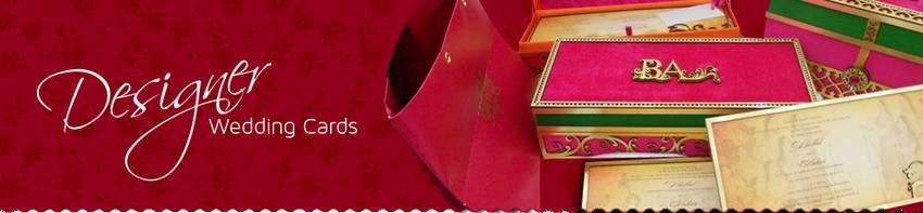 Creative Invites the Exclusive Wedding Cards Shop | Delhi | Invitation Cards