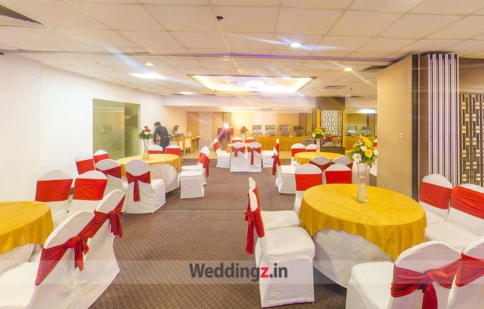 The Golden Palms Hotel Patparganj Delhi - Banquet Hall