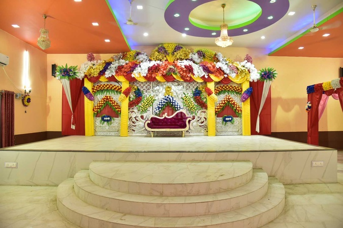 Shubham Friends Marriage Garden Danapur Patna - Banquet Hall