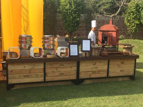 The Embassy Catering | Delhi | Caterers
