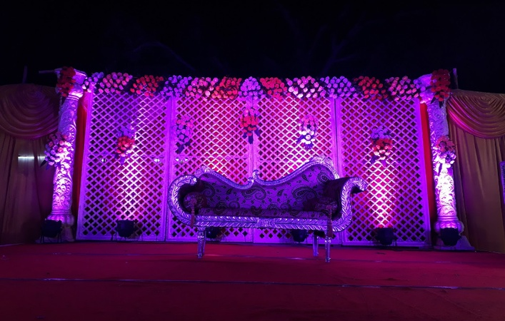 Rajwara Marriage Home Kamla Nagar Agra - Banquet Hall