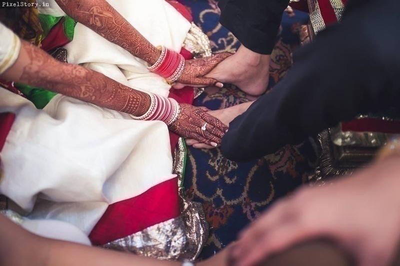 THE WEDDDING DAY