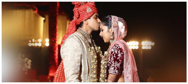Harsh & Riddhi Jaipur :  A Fairytale Wedding with the Bride in a Resplendent Lehenga