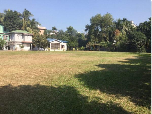 Kahua Bon Resort Zoo Road Guwahati - Wedding Lawn