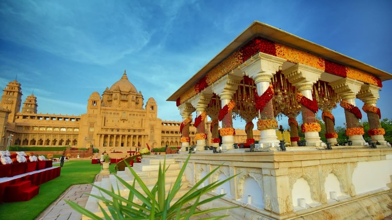 Best Destination Wedding Venues in Jodhpur for a lavish extravaganza