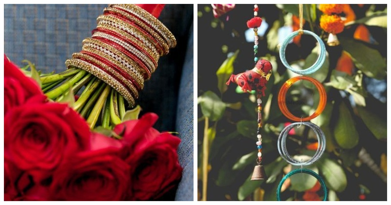 6 Ways to Use Bangles in Your Wedding