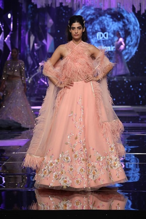 Click Here For JJ Valayas New Collection Of Wedding Wear At Amazon India Fashion Week 2018