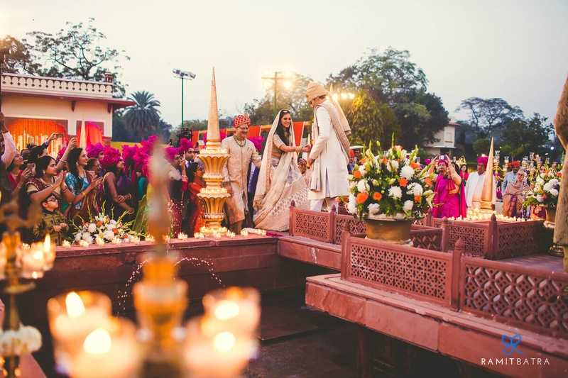Famous Wedding Places in Jaipur to Plan a Royal Wedding Function with your Family